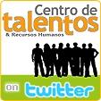 Siga o Centro de Talentos no Twitter